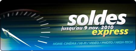 Soldes Express Son-Vidéo.com