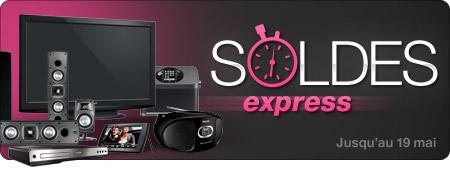 Soldes Express jusqu
