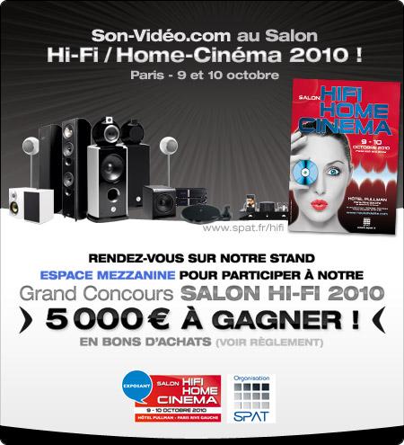 Salon de la Hi-Fi et du Home-cinéma