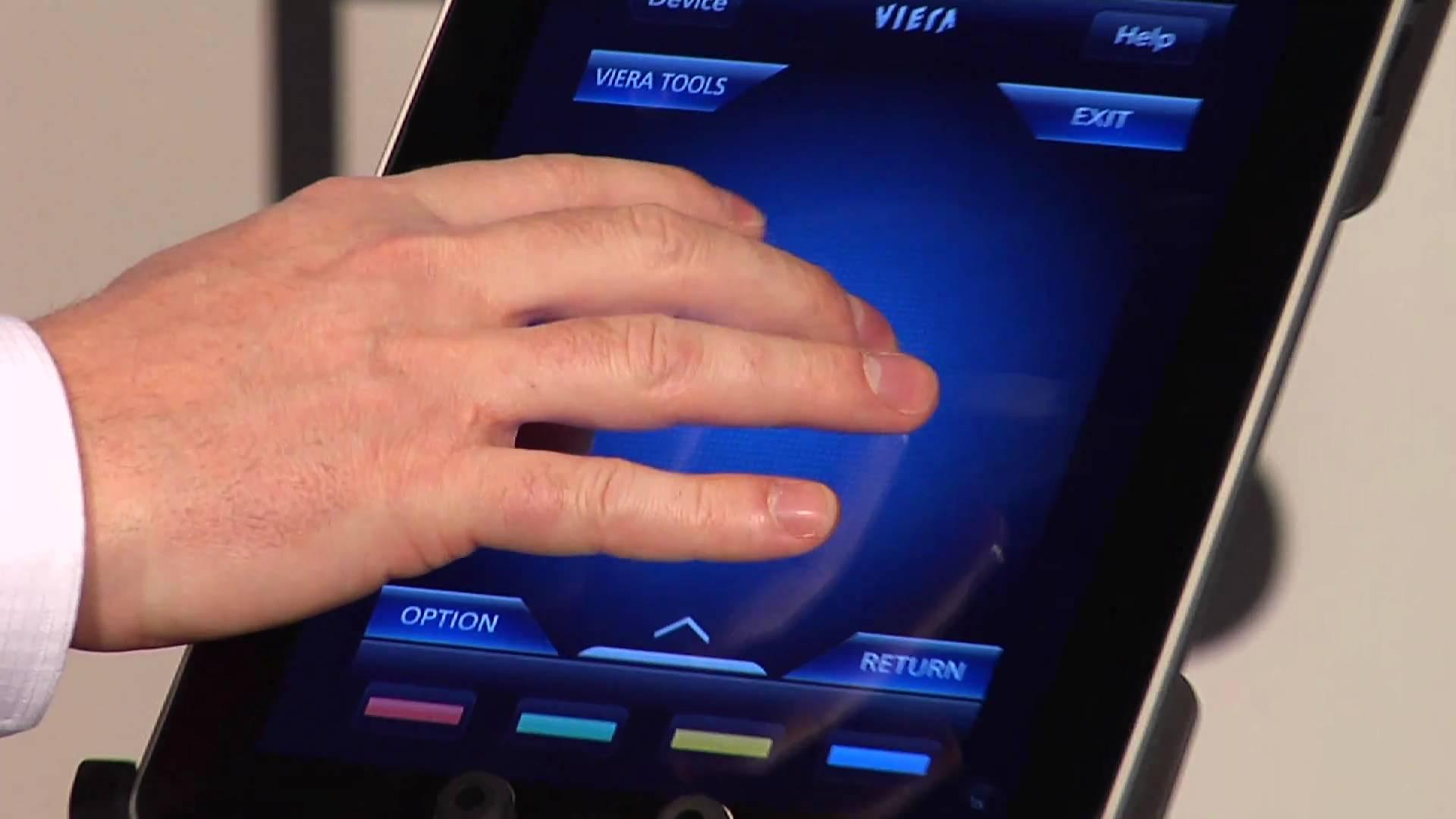 Panasonic ouvre Viera Connect aux développeurs