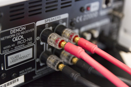 Le câble Viard Audio Silver HD12, toujours exemplaire de neutralité lors de nos écoutes