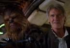 Chewie & Han Solo