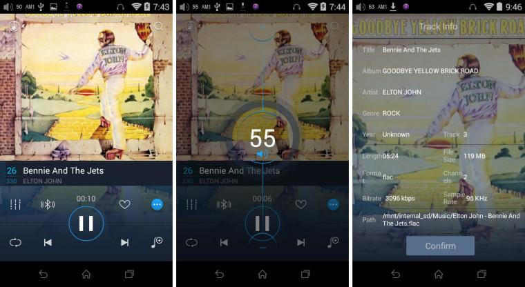 FiiO X7 Music App