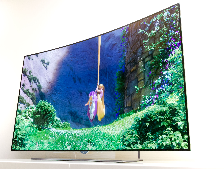 Discovering The Lg 65eg960v 4k Oled Tv Son Vid O Com Blog # Les Table Pour Television Nouveaute