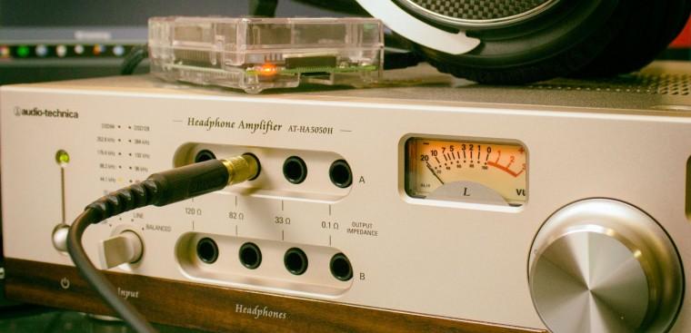 Découvrez notre test de l'ampli casque avec DAC Audio Technica AT-HA5050H