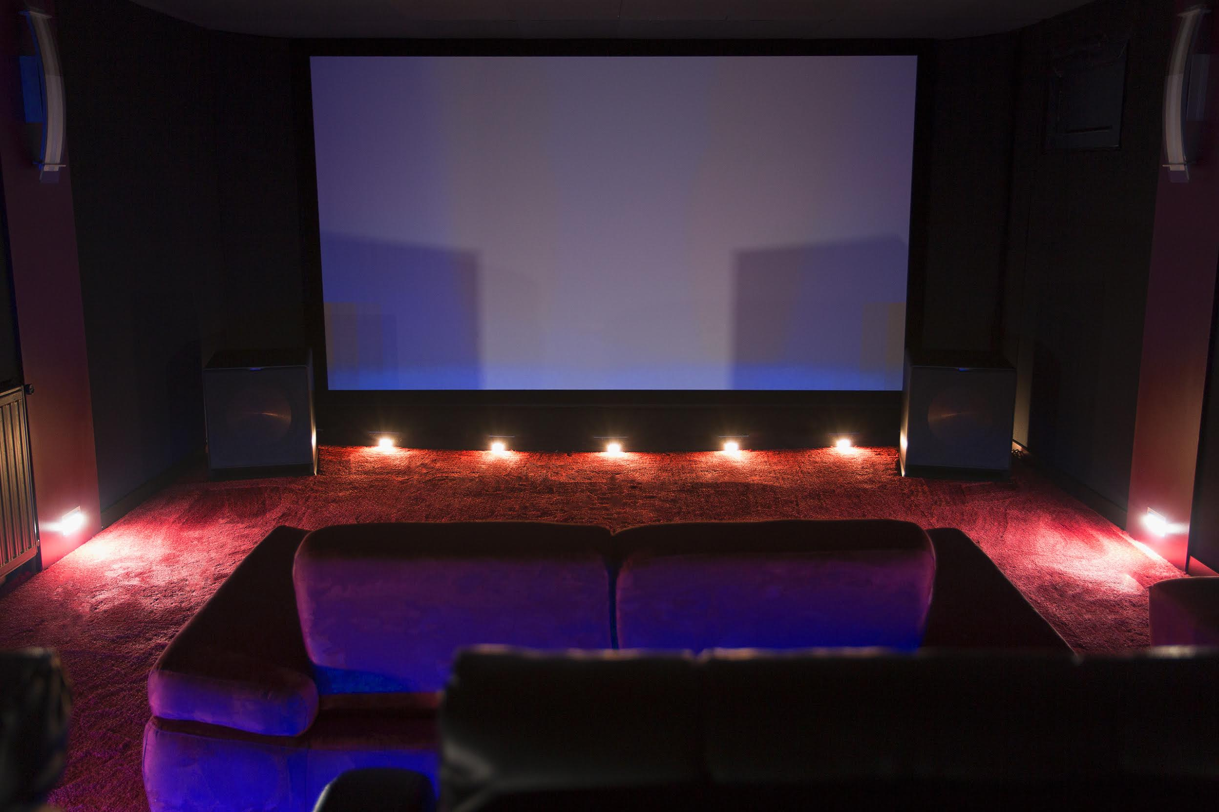 Visite d une salle home cin ma klispch thx anthem 7 2 le - Thx home cinema ...