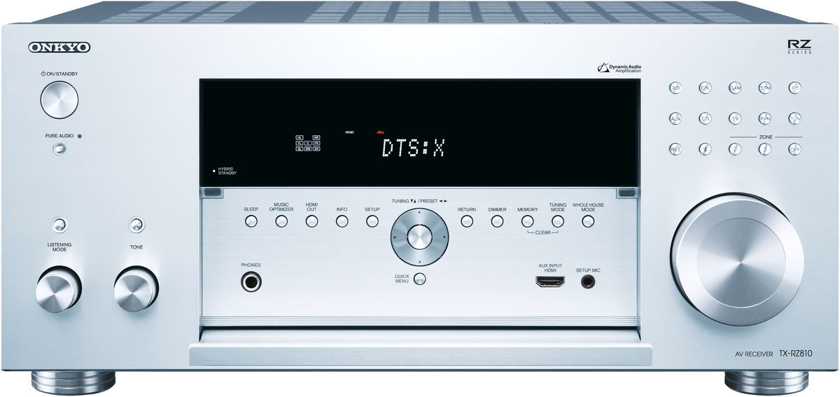 onkyo tx nr656. the japanese manufacturer onkyo has recently presented its 2016 range of home cinema receivers, including new tx-rz810, tx-rz710, tx nr656