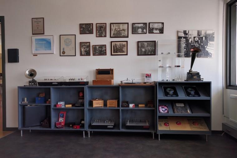 Musée usine Ortofon