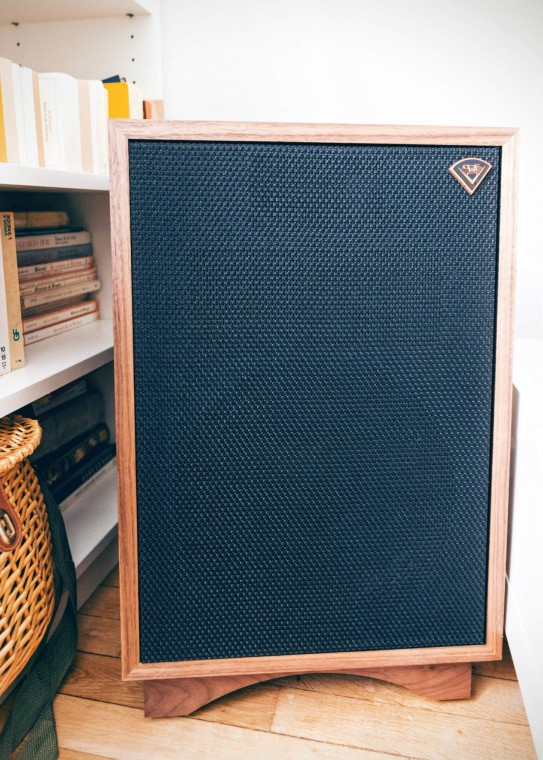 Test Klipsch Heresy III
