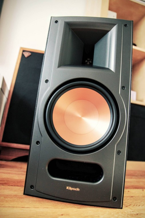 Test Klipsch RB-81 MKII