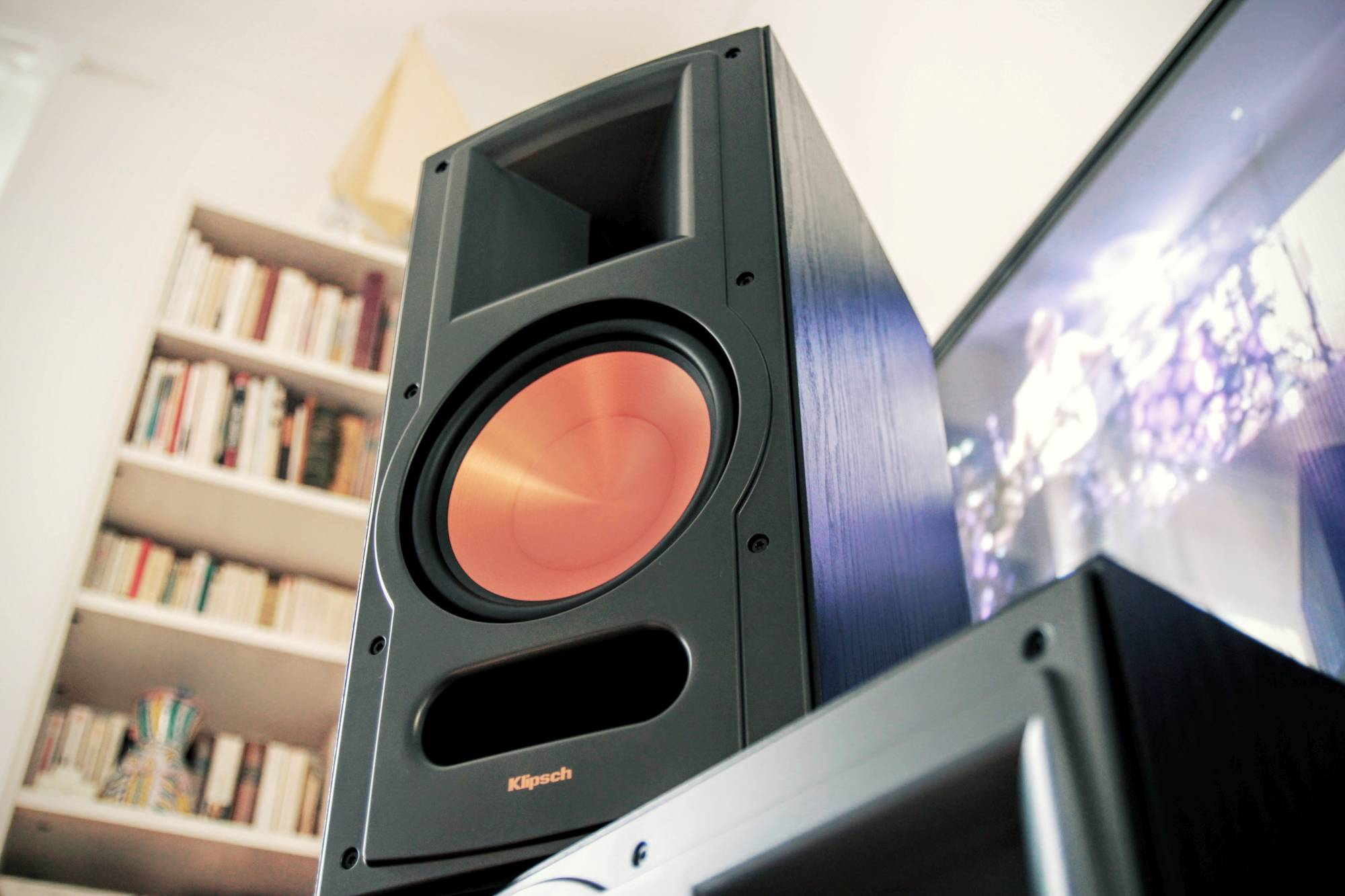 test klipsch rb 81 mkii le blog de son vid. Black Bedroom Furniture Sets. Home Design Ideas