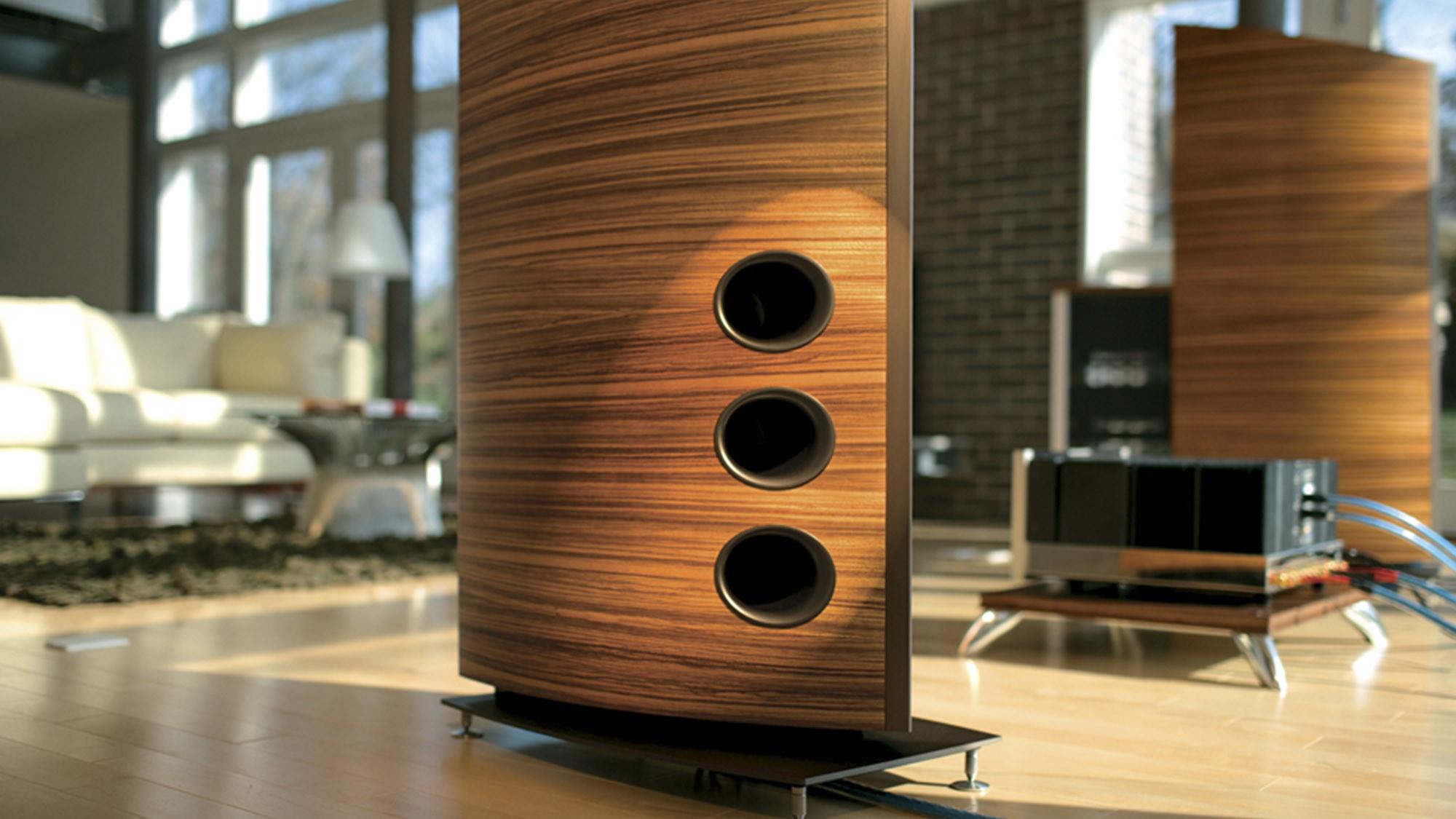 resonatoren von acoustic system