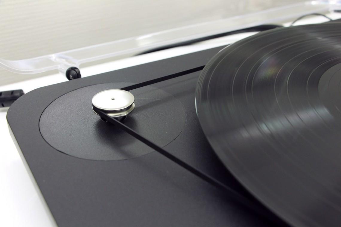 Platine vinyle Elipson Alpha 100 moteur disque