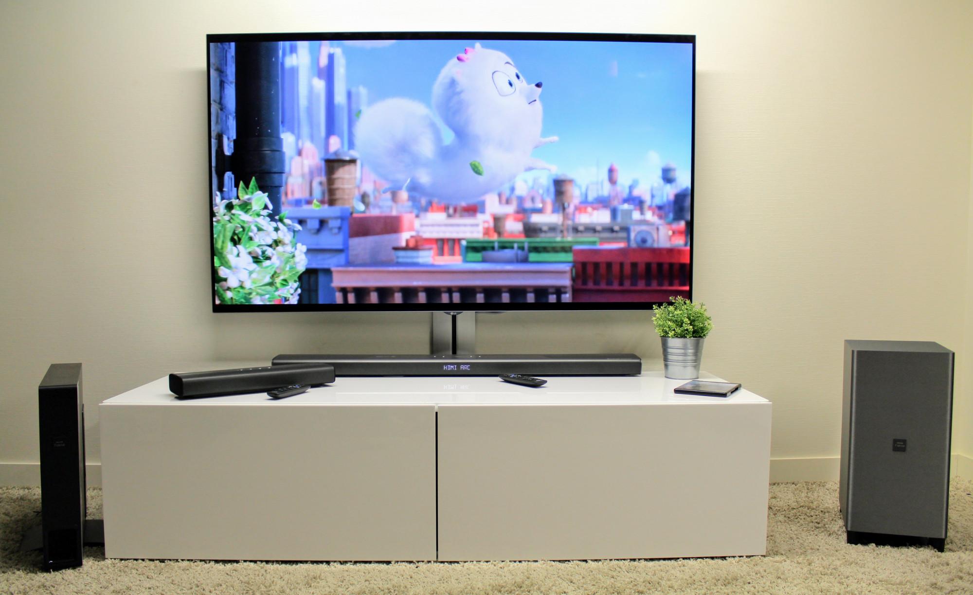 Review Philips Fidelio B8 And Philips Fidelio B1 Son Vid O Com  # Les Table Pour Television Nouveaute