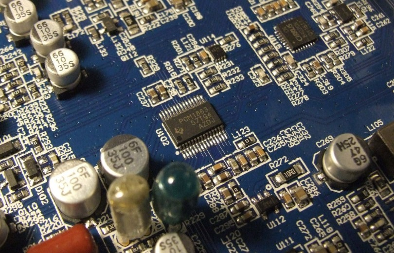 Powergate-ADC-PCM1863