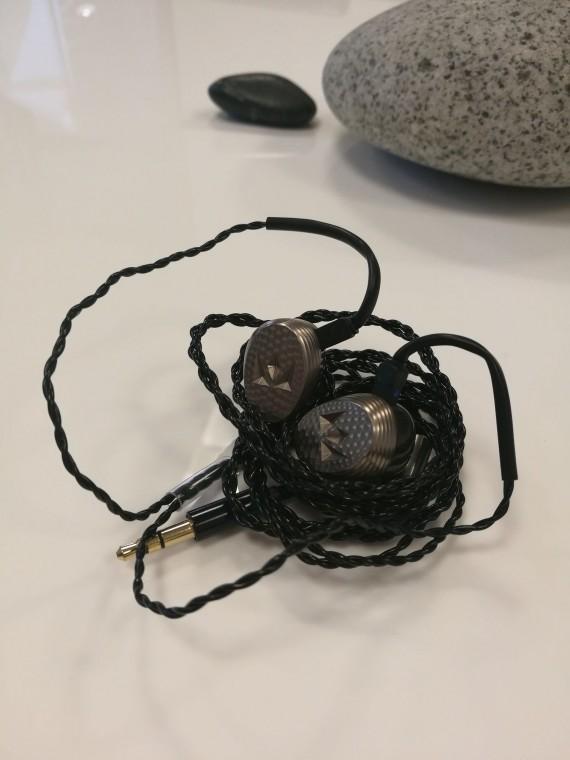 Les Noble Audio Trident, la musicalité au service de la performance.