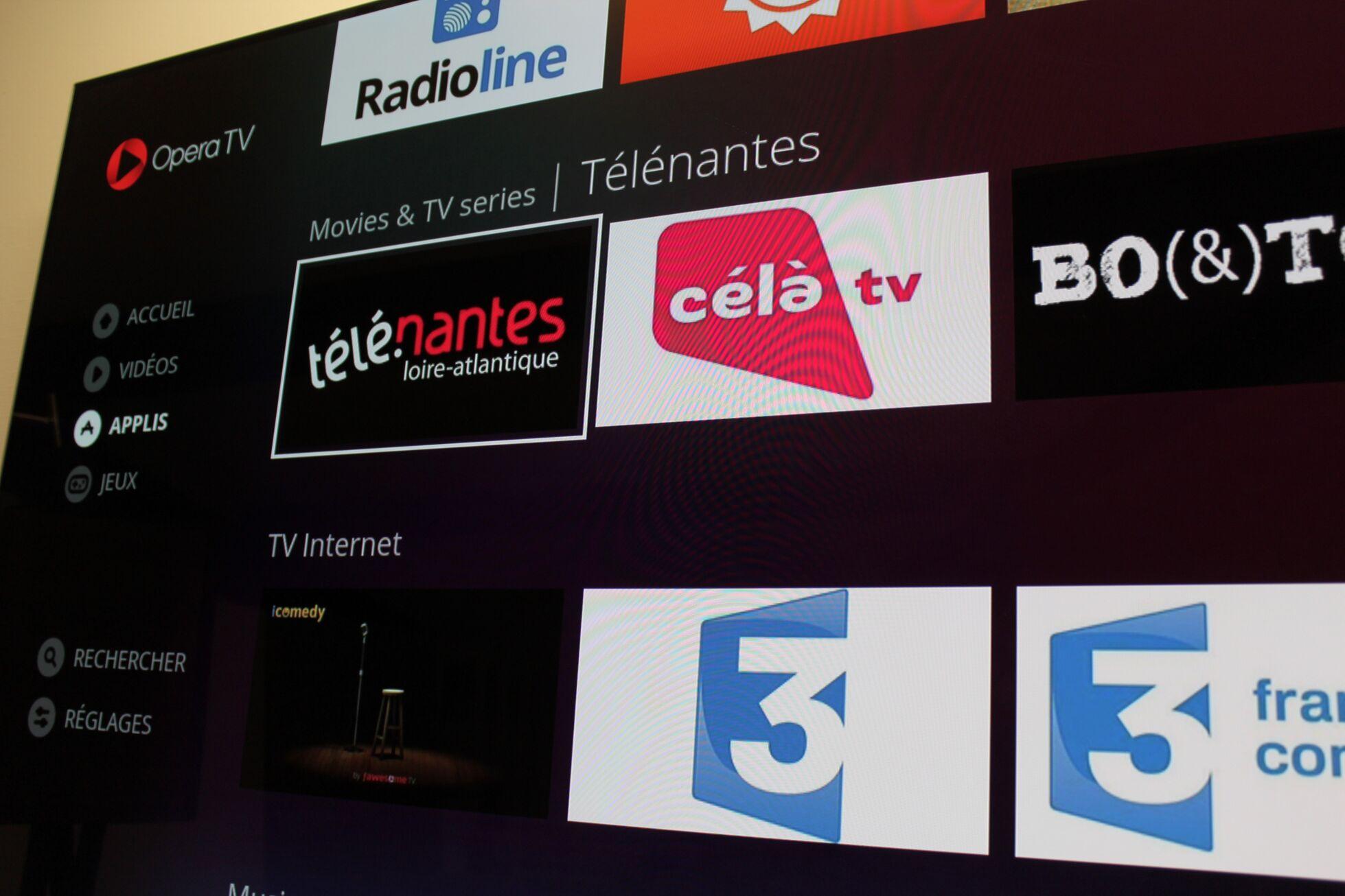 welk apps voor sony tv