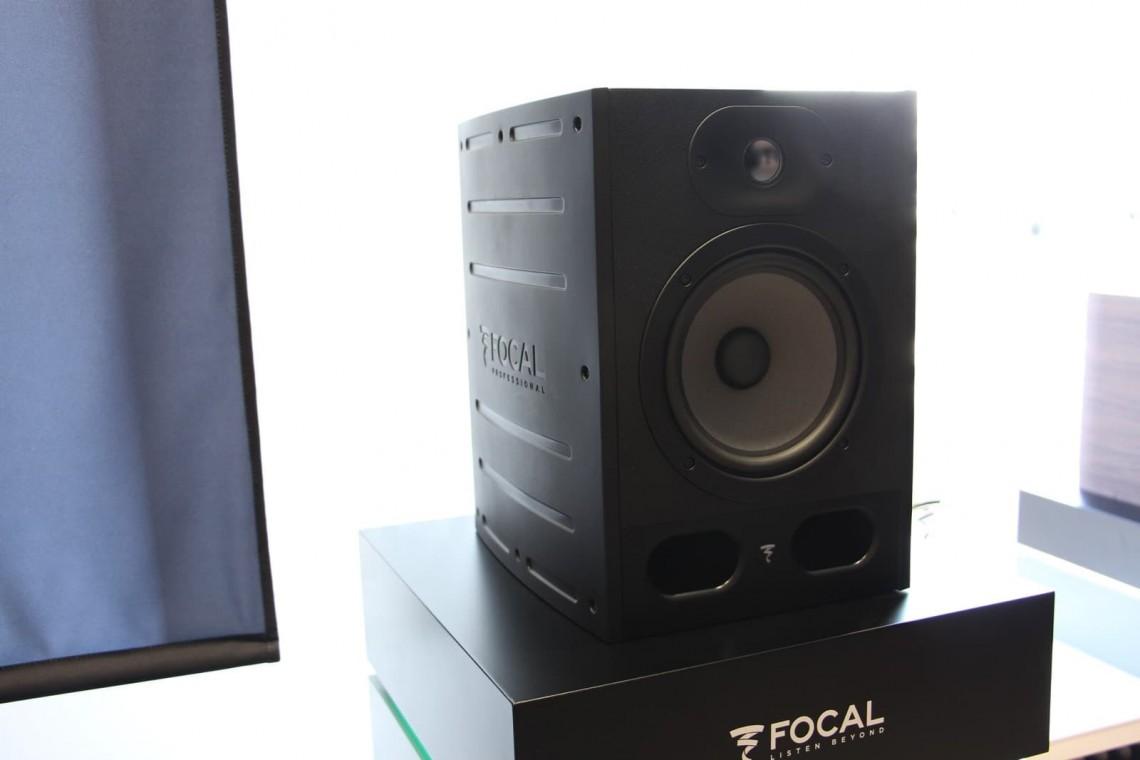 Son-Vidéo.com Lyon Espace Focal enceinte monitoring alpha pro