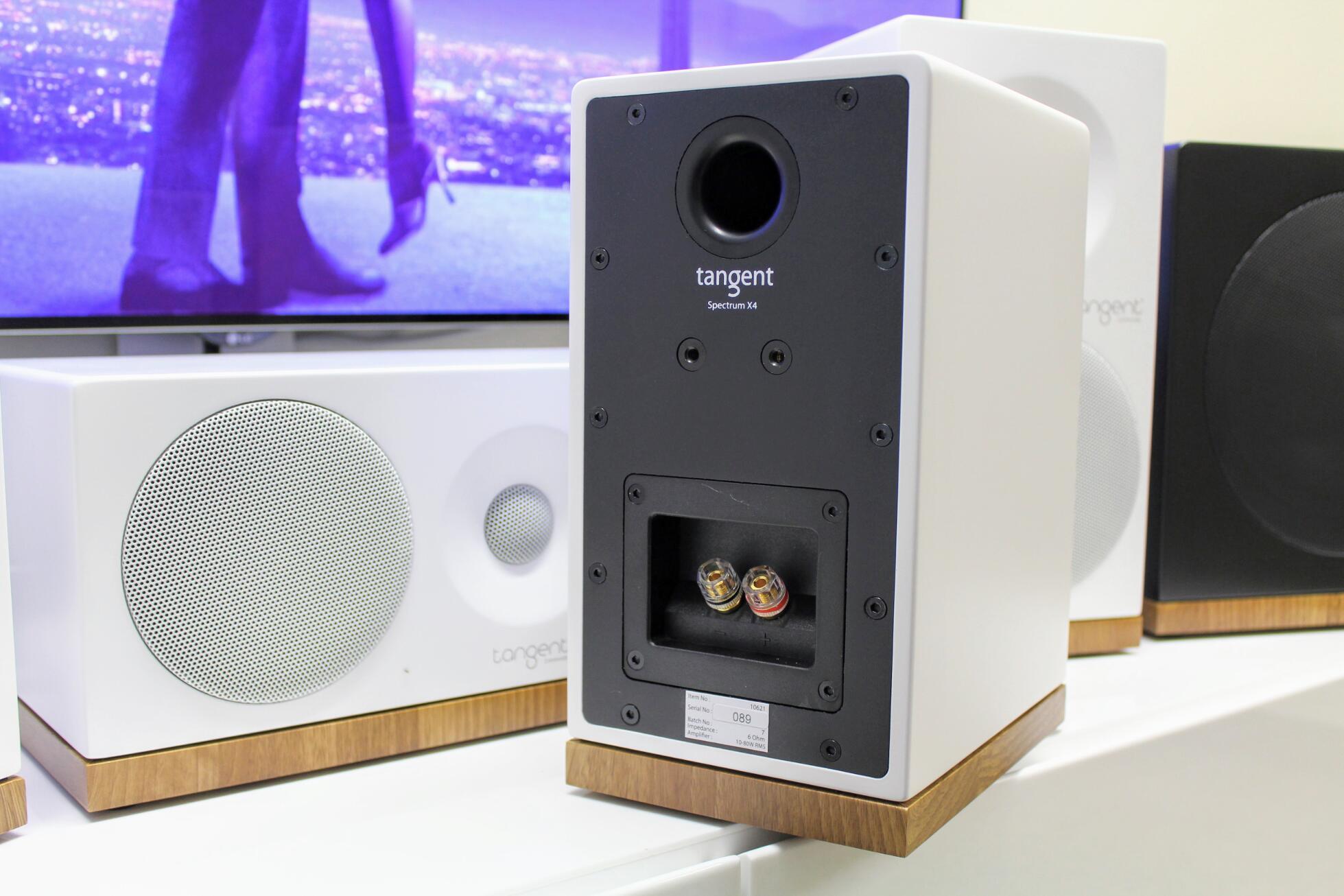 Review: Tangent Spectrum X5 HC 5.1 | Son-Vidéo.com: blog