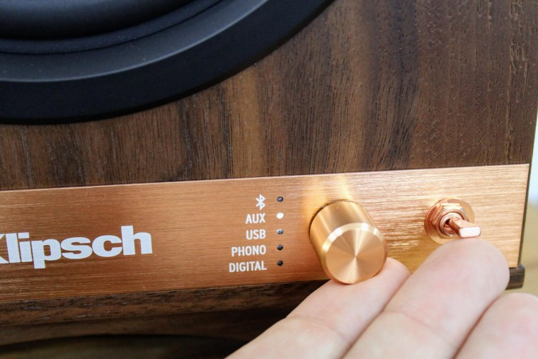 Test Klipsch the Sixes