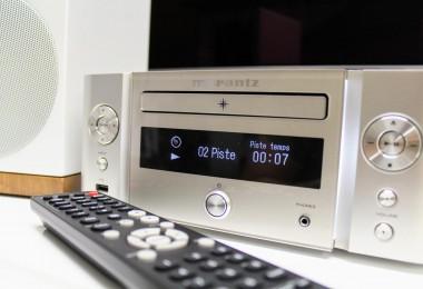 Test Marantz MCR-611