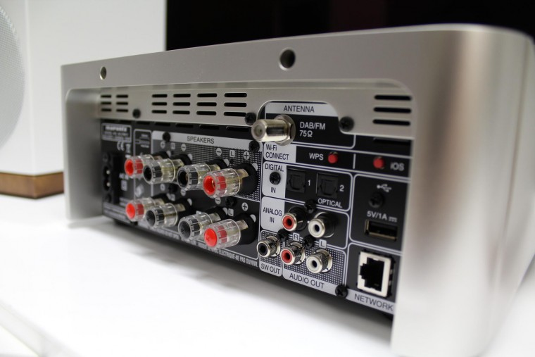 Test Marantz M-CR611