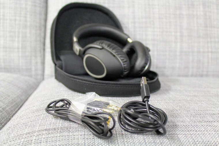 Test Sennheiser 4.40BT Wireless, 4.50BT Wireless, PXC550 Wireless