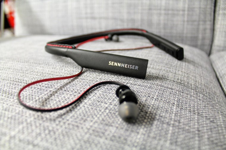 Test Sennheiser Momentum in ear wireless