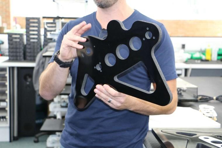 Dix-huit mois ont été nécessaires pour concevoir le nouveau châssis des platines RP8 et RP10.