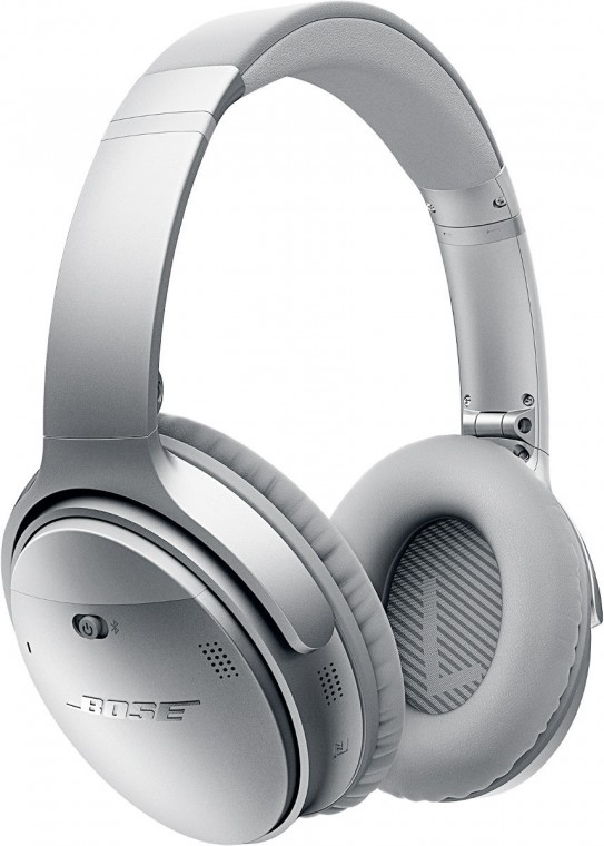 Le casque circum-aural Bluetooth Bose QuietComfort 35