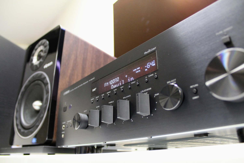 review yamaha musiccast r n803d son vid blog. Black Bedroom Furniture Sets. Home Design Ideas