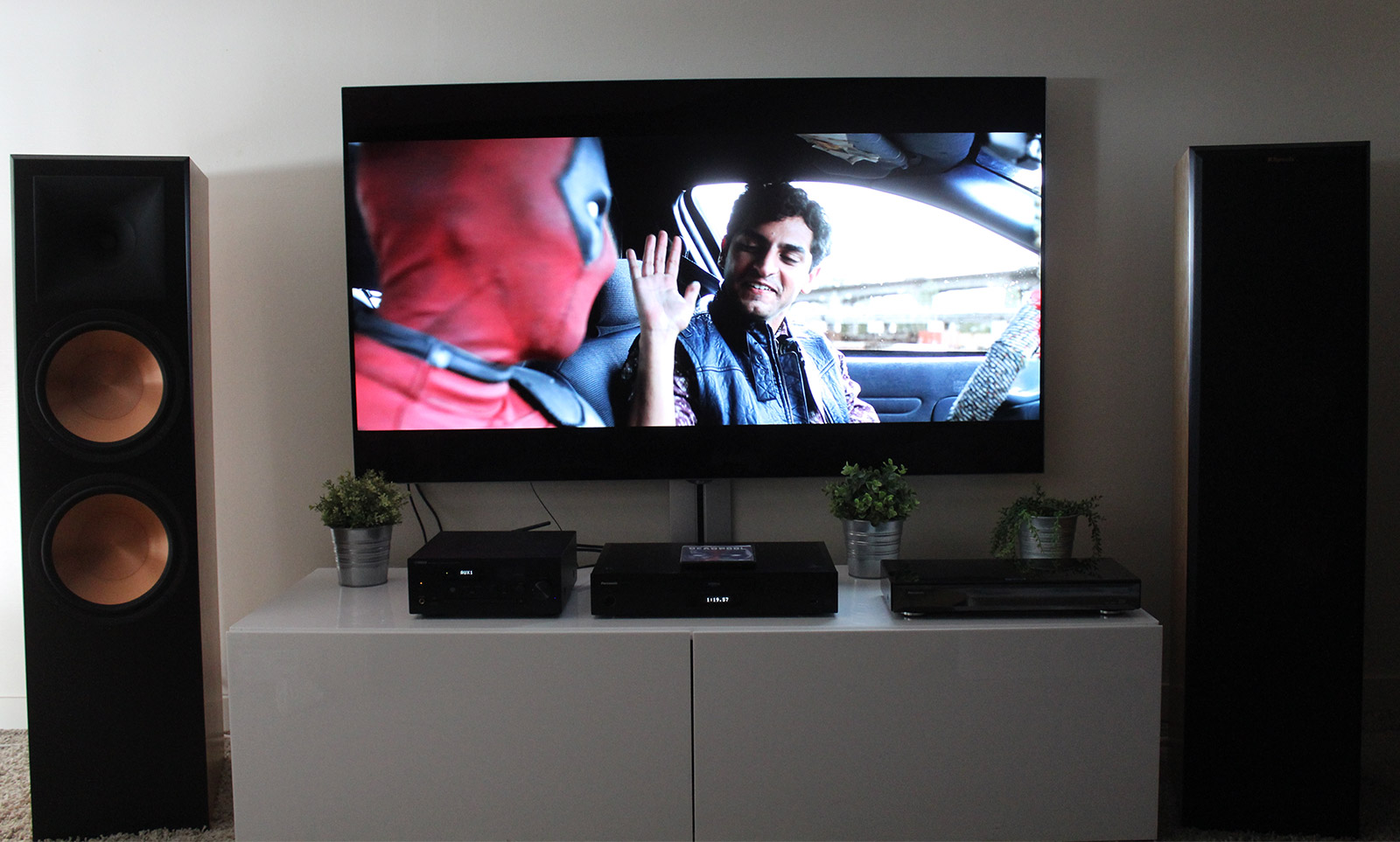 Review: Panasonic DP-UB9000: 4K HDR10+/Dolby Vision Blu-ray player
